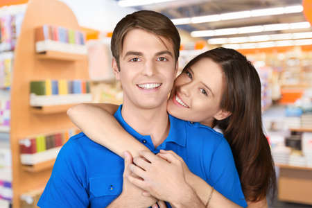 heterosexual: Couple, Heterosexual Couple, Women. Stock Photo
