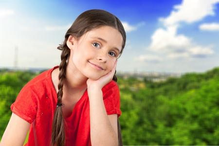 niñas sonriendo: Niños, Niñas, Sonriendo.