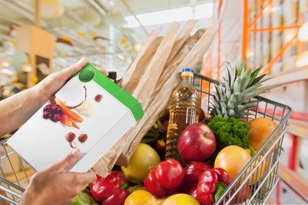 wheeling: Shopping, Supermarket, Groceries.
