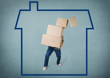 aktywność fizyczna: Przeprowadzki, Box, aktywność fizyczna.