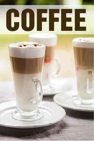 Barista, art, cappuccino.