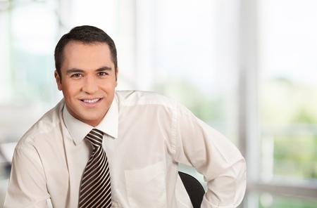backgruond: Business, Portrait, Businessman.