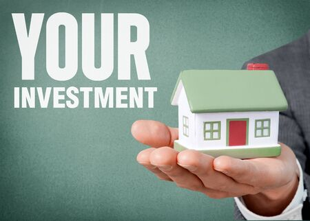 real estate investment: Investment, Real Estate, House.