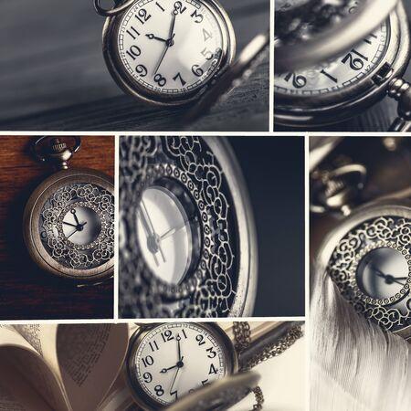 hypnotist: Hypnotist, Clock, Pocket Watch.
