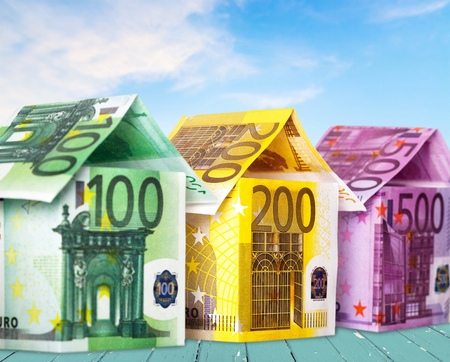 european union currency: European Union Currency, House, Currency.