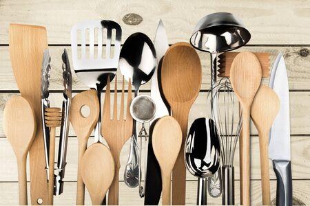 kitchen utensil: Kitchen Utensil, Cooking Utensil, Wooden Spoon.