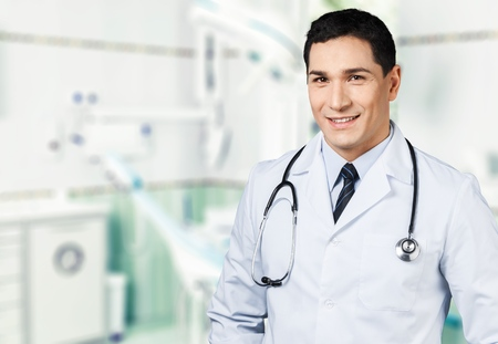 only one mid adult male: Doctor, Healthcare And Medicine, Latin American and Hispanic Ethnicity.