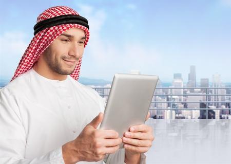 hombre arabe: Árabe, árabe, hombre.