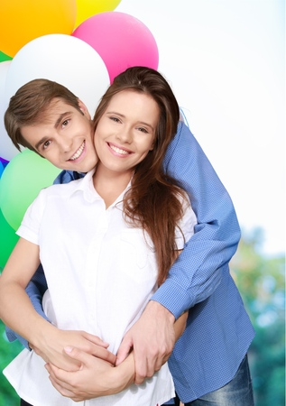 casal heterossexual: Sorrir, Casal Heterossexual, Homens.