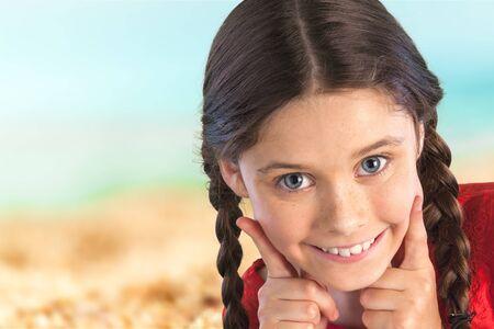 preadolescent: Child, Little Girls, Human Face.
