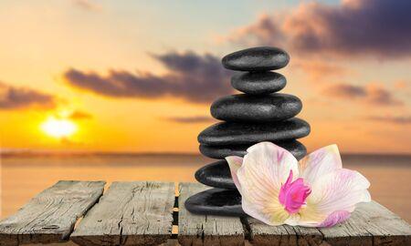 Spa Treatment, Health Spa, Stone.