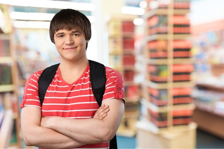 young guy: Student, Portrait, Male.