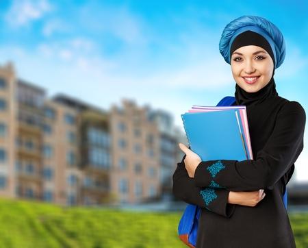learner: Arabic, learner, student.