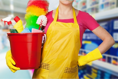 domestic staff: Cleaning, Cleaner, Maid.