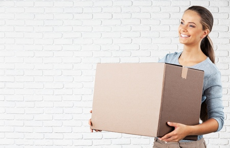 adult woman: Moving House, Moving Office, Physical Activity.