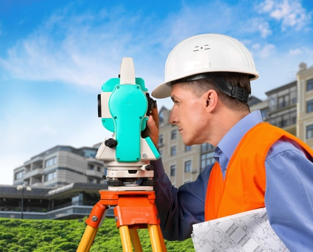 azimuth: Surveyor, Engineering, Land.