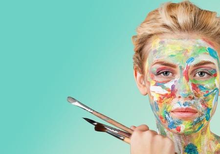 creativity: Художник, творчество, искусство.