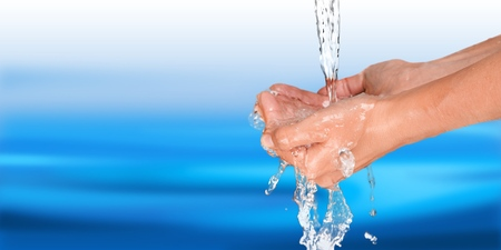 lavage mains: Human Hand, Washing Hands, Washing. Banque d'images