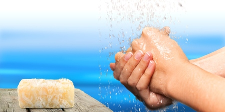 lavage mains: Washing Hands, Human Hand, Washing. Banque d'images