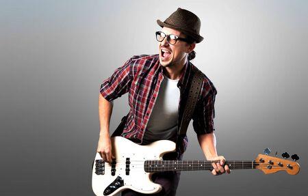 rocker: Music, concert, singer.