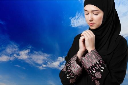 burqa: Islam, hijab, islamic.