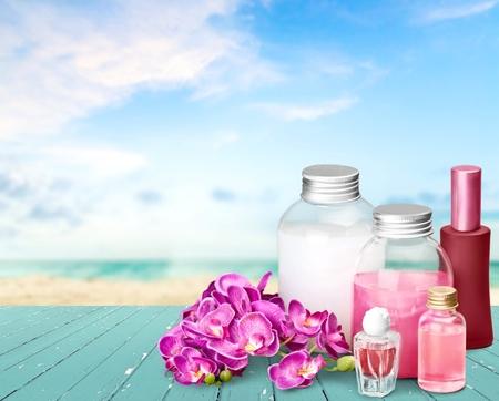 grooming product: Cosmetics, Shampoo, Spa Treatment.