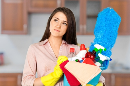 stereotypical housewife: Cleaning, Women, Stereotypical Housewife.