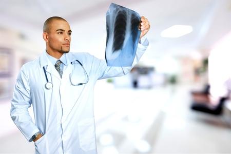 rib cage: X-ray, X-ray Image, Doctor.
