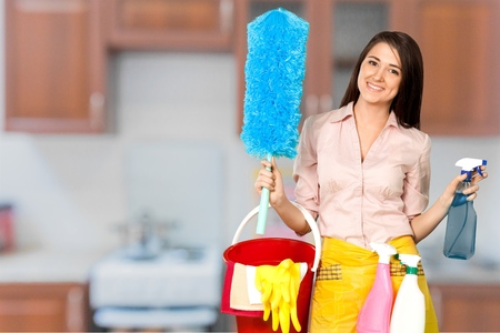 stereotypical housewife: Housework, Stereotypical Housewife, Women.