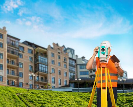 azimuth: Surveyor, Engineering, Engineer.