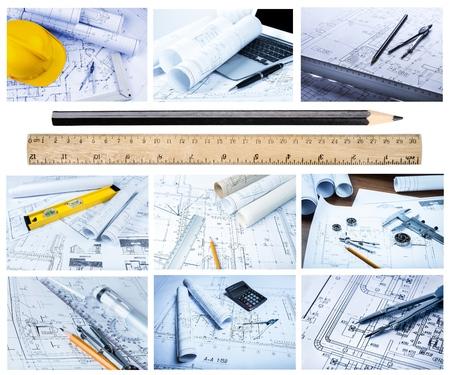 work tool: Construction, Blueprint, Work Tool.