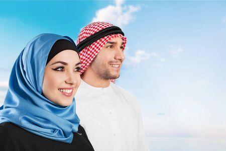 casamento: Árabe, muçulmano.