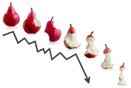 missing bite: Pear, Evolution, Change.