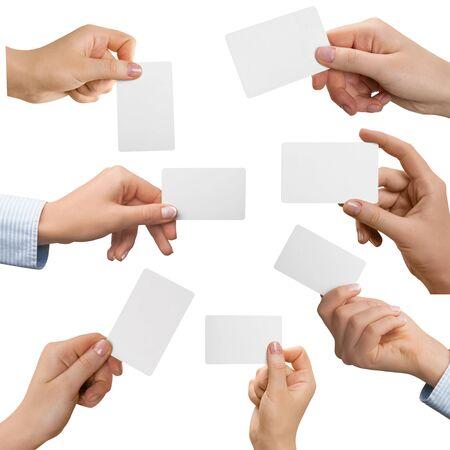 consumerism: Credit Card, Human Hand, Consumerism.