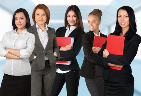 Businesswoman, Women, Business.