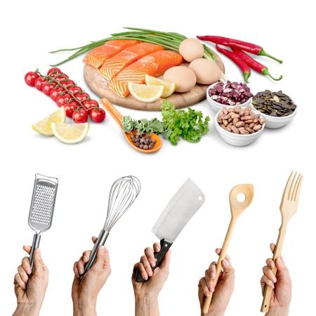 kitchen tool: Kitchen, tool, hand.