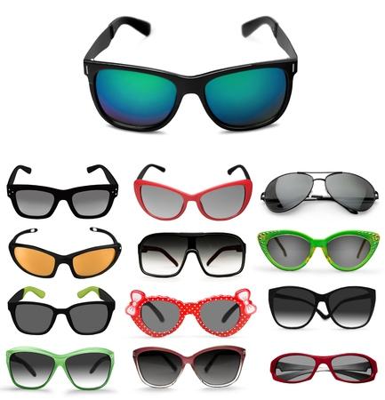 sunglasses isolated: Sunglasses, Isolated, Black.