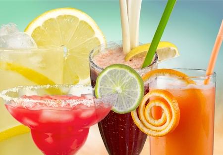 Lemonade, Refreshment, Cold Drink.