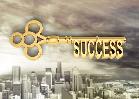 concept images: Key, Success, Key To Success.