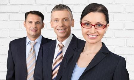 liderazgo empresarial: Liderazgo, Negocio, Oficina. Foto de archivo