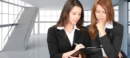file clerk: Human Resources, Business, Women.