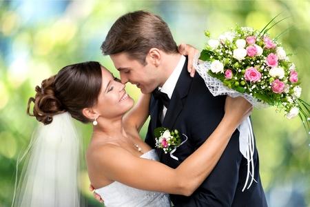 heterosexual: Wedding, Couple, Heterosexual Couple.
