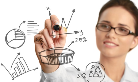 Business, Organization, Business Person. Stock Photo