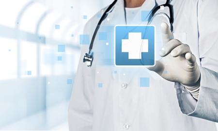 gezondheid: Gezondheid, medisch, geneeskunde. Stockfoto