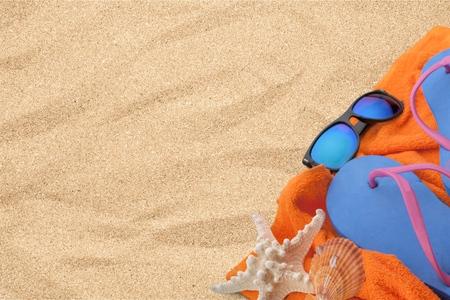 beach sand: Beach, Sand, Vacations.