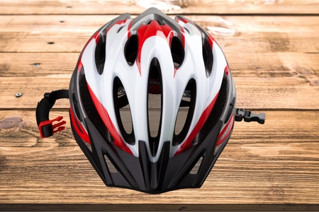 crash helmet: Bicycle, Helmet, Cycling Helmet.