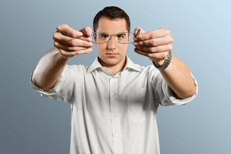 bigger picture: Glasses, Personal Perspective, The Bigger Picture.