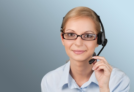 customer service representative: Telephone, Customer Service Representative, Service.