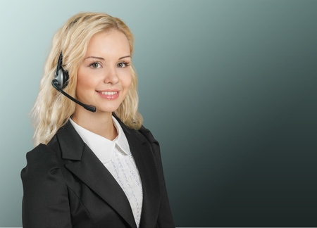 customer service representative: Customer Service Representative, Receptionist, Telephone.