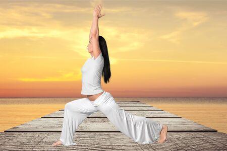 Practising, meditation, exercise.